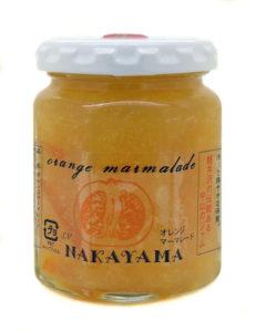 オレンジママレード・ジャム 140g - 旧軽井沢 中山のジャム