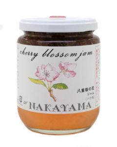 八重桜の花・ジャム 270g