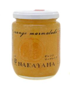 オレンジママレード・ジャム 270g - 旧軽井沢 中山のジャム