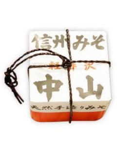- 旧軽井沢 中山のジャム中山特製味噌